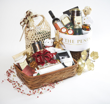 The Peninsula Bangkok's Festive Hampers