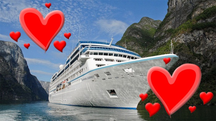 Valentine's Day Cruise Sale